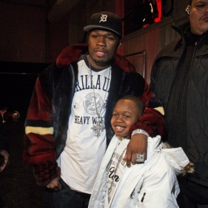50 Cent and Son